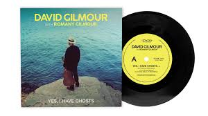 "David Gilmour - Yes I Have Ghosts 7"" RSD Black Friday 2020"