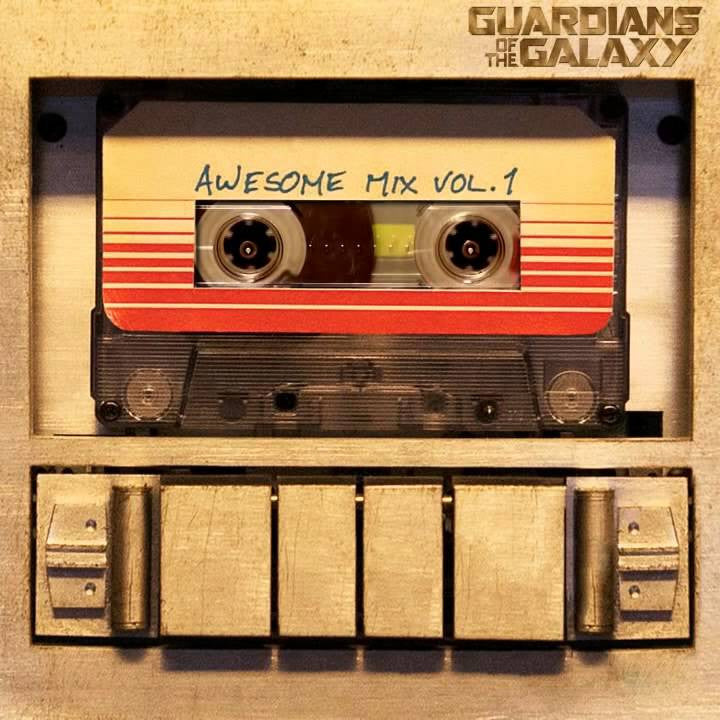 Guardians Of The Galaxy: Awesome Mix Vol. 1 OST LP