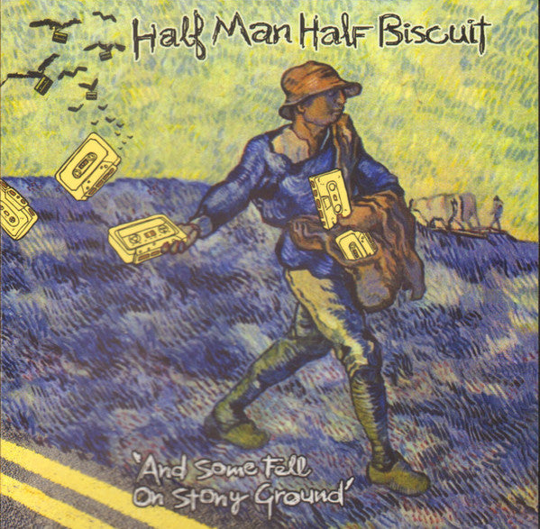 Half Man Half Biscuit - And Some Fell On Stony Ground CD