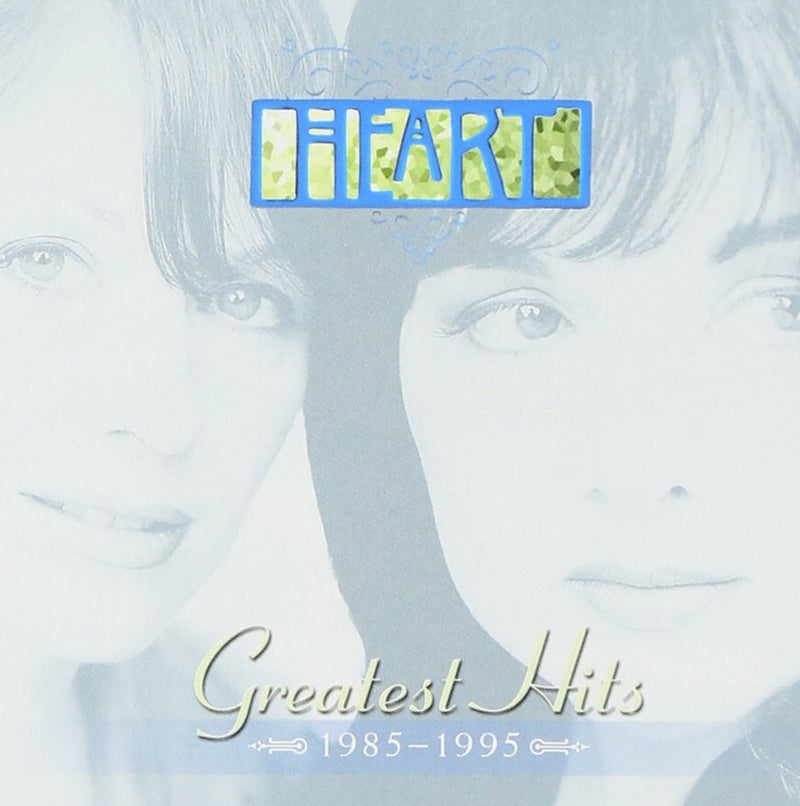 Heart - Greatest Hits CD