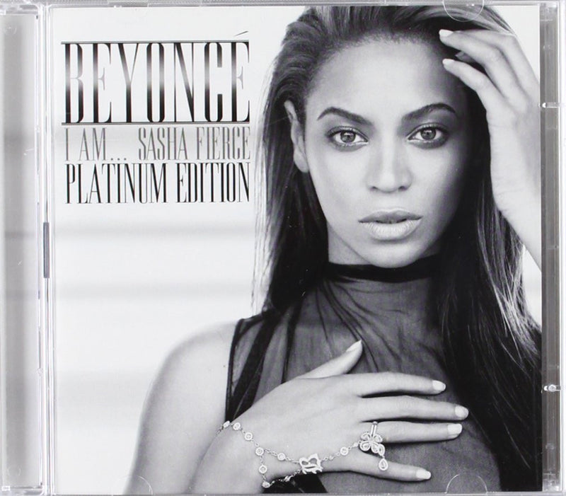 Beyonce - I Am...Sasha Fierce - Platinum Edition CD