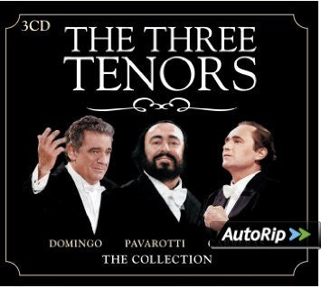 Three tenors collection