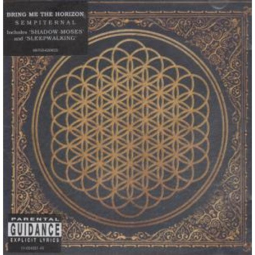 Bring Me The Horizon - Sempiternal CD