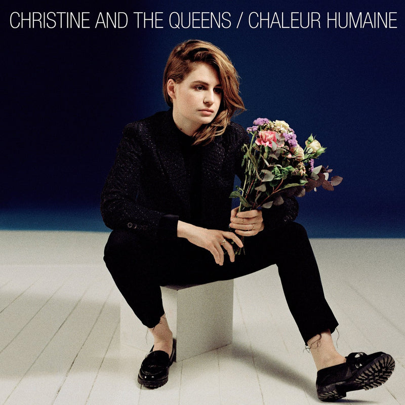 Christine & The Queens - Chaleur Humaine LP+CD (Clear Vinyl)