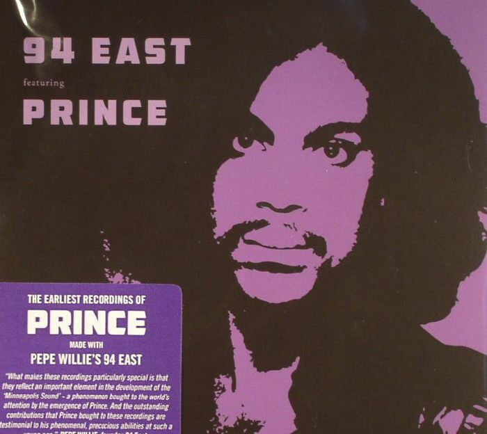 94 East Feat Prince - 94 East Feat Prince LP