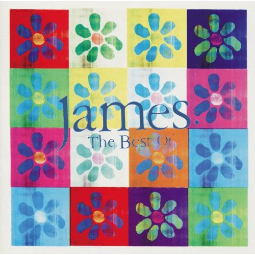James: The Best Of CD