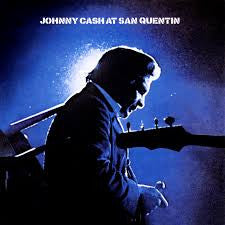 Johnny Cash - At San Quentin LP