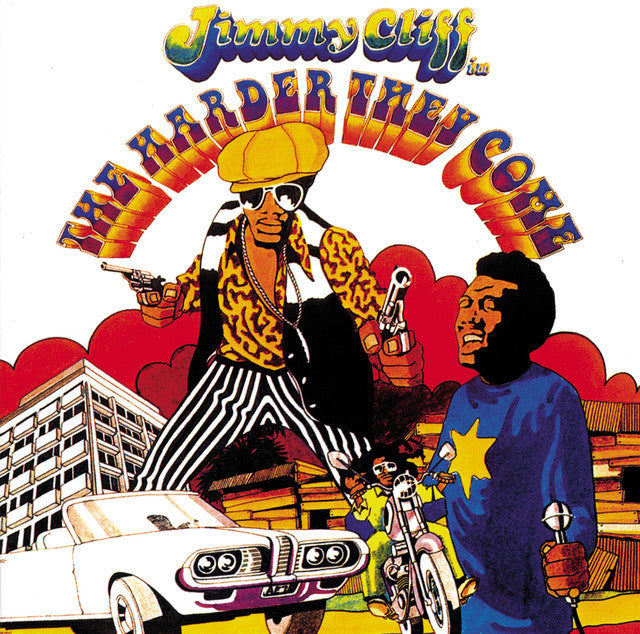 Jimmy Cliff - The Harder They Come CD