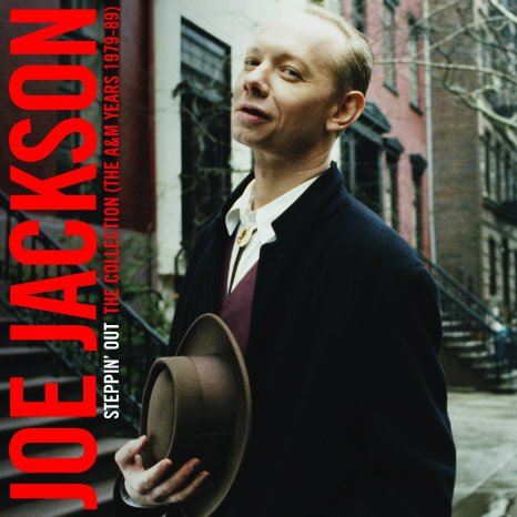 Joe Jackson - Steppin' Out: The Collection (The A&M Years 1979-89) CD