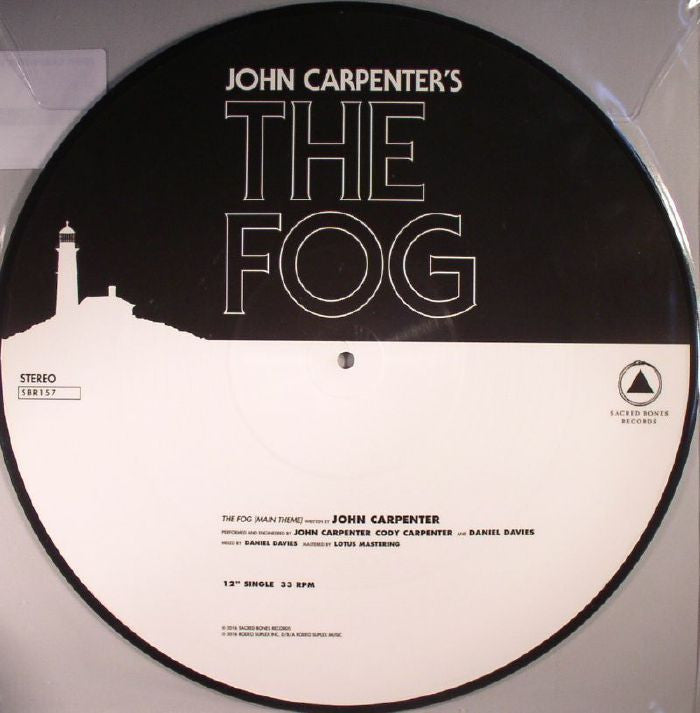 "John Carpenter - Assault On Precinct 13 / The Fog 12"" LP"