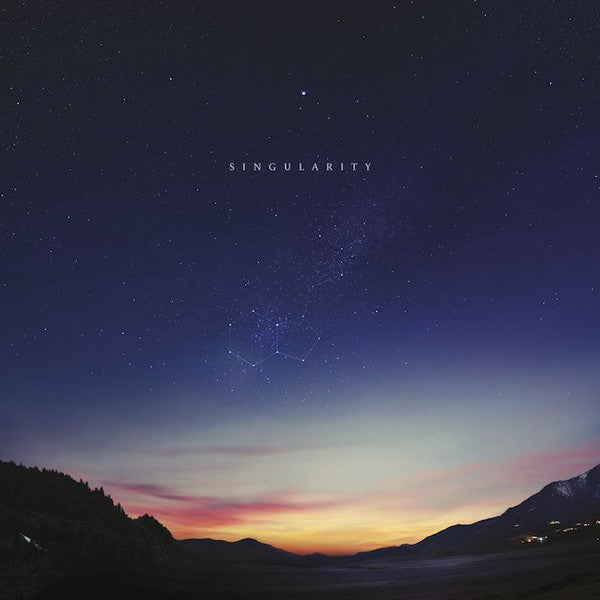 Jon Hopkins ‎– Singularity 2LP