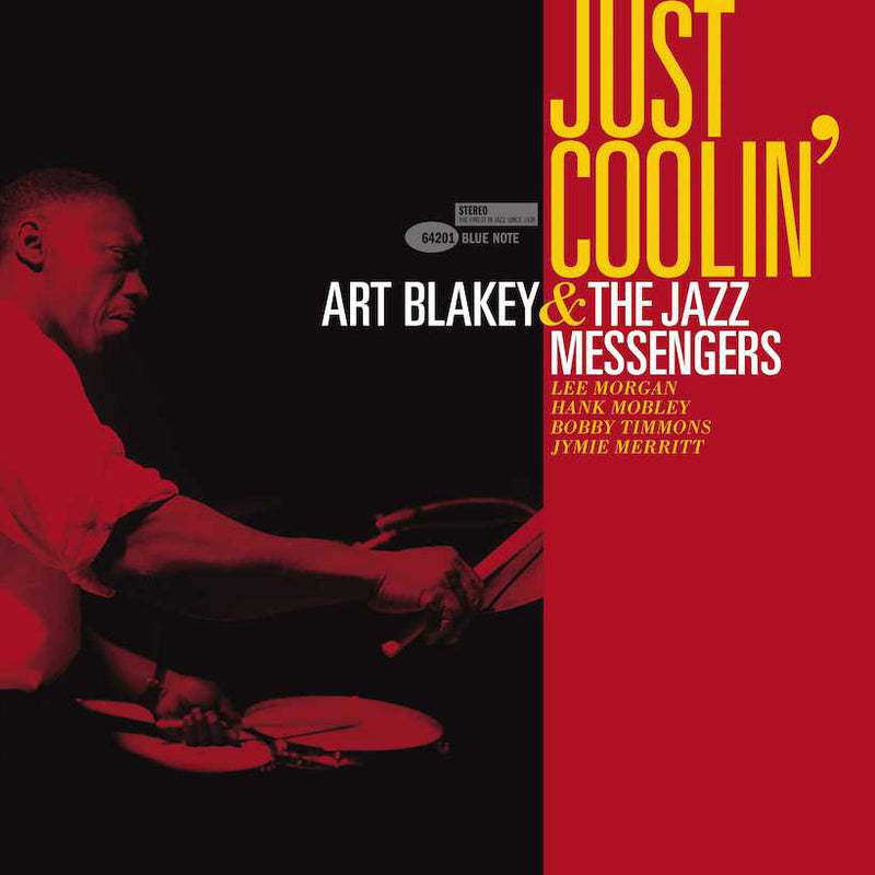 Art Blakey & The Jazz Messengers ‎– Just Coolin' LP