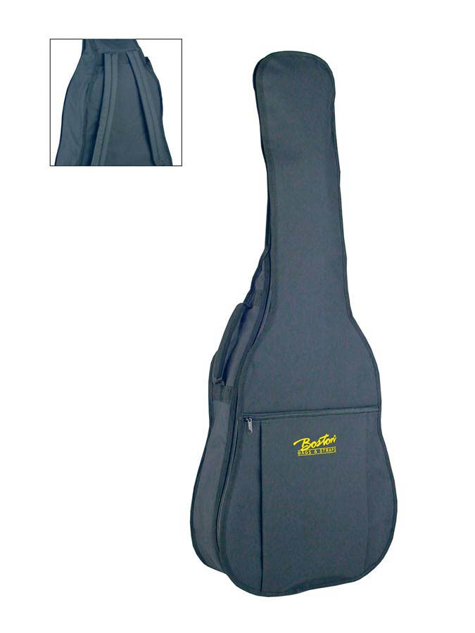 Boston 3/4 Gig Bag for Acoustic/Classical Guitar