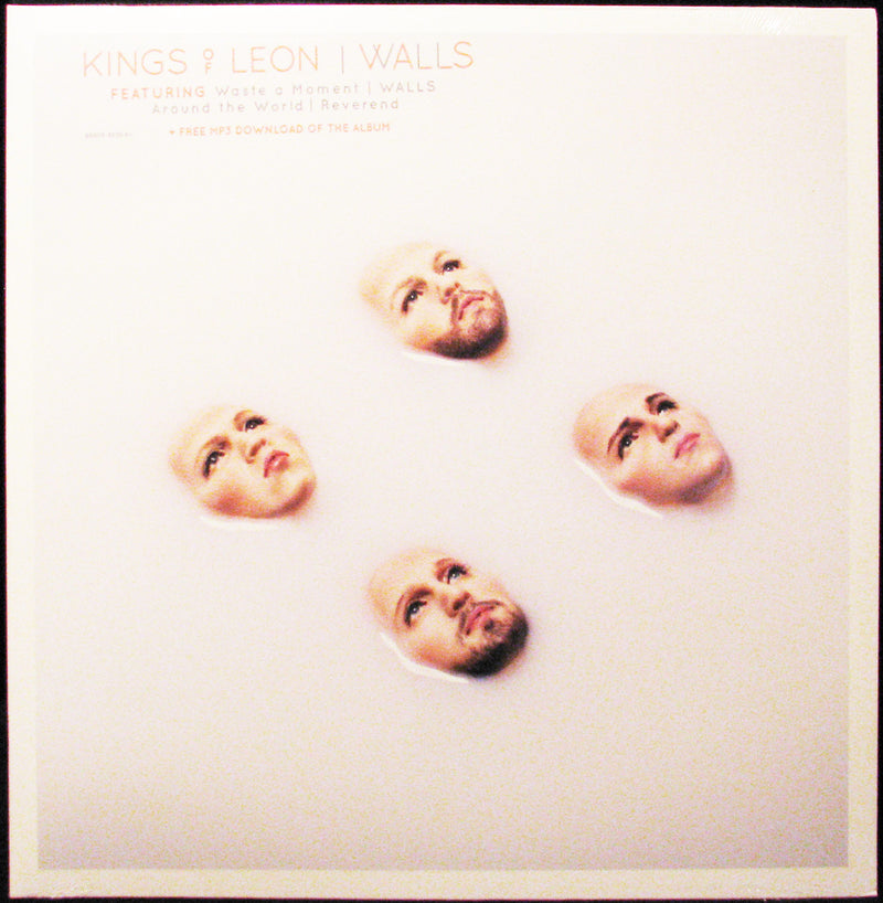 Kings Of Leon - Walls CD