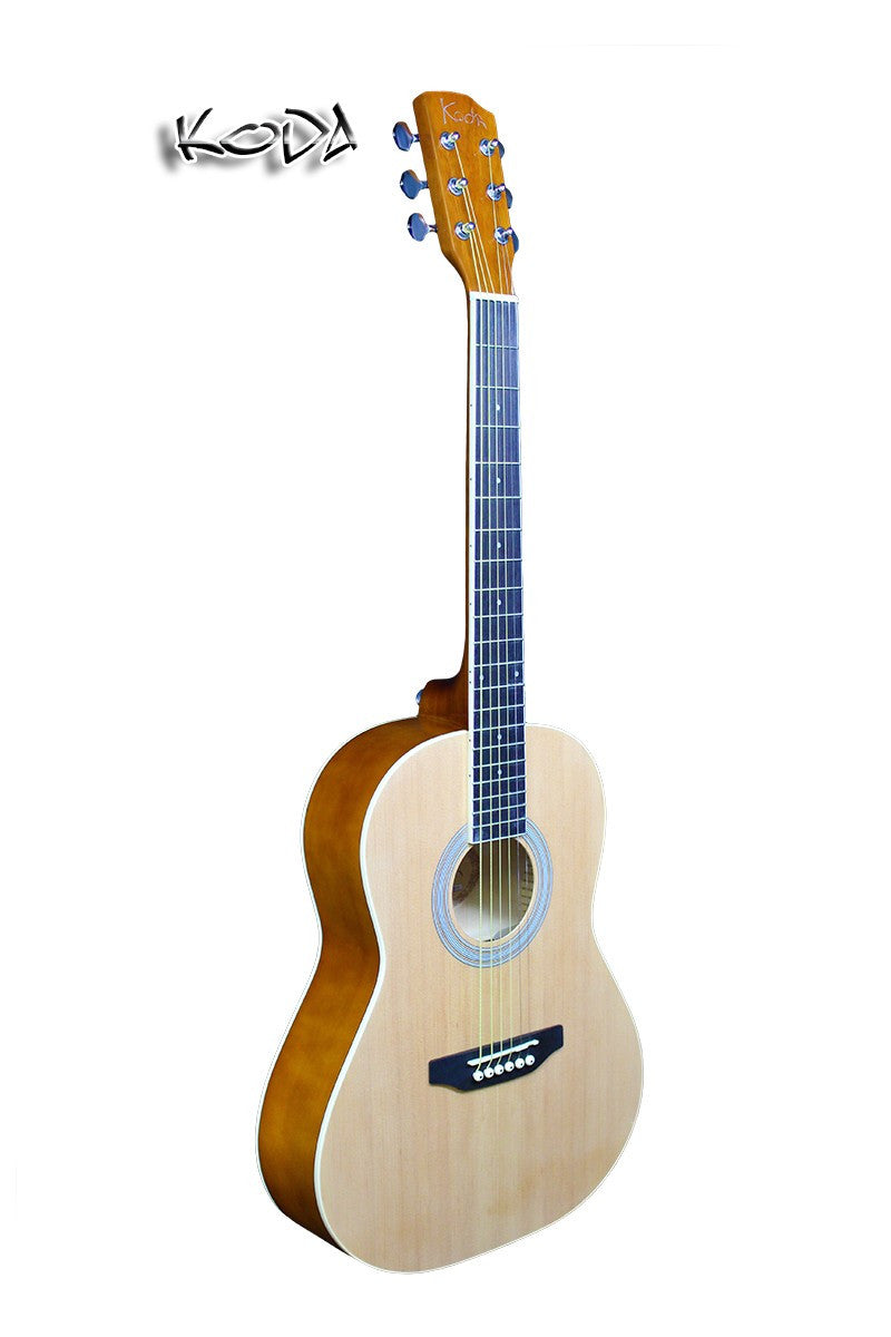 Koda 3/4 Acoustic Guitar HW36-201 Natural PACK