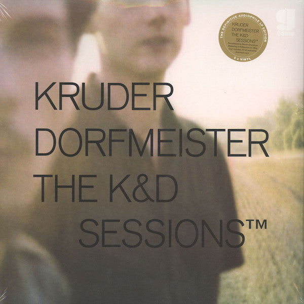 Kruder Dorfmeister  ‎– The K&D Sessions™ 5LP Set