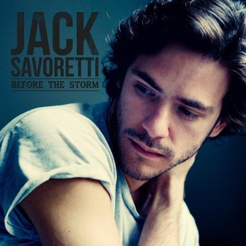 Jack Savoretti - Before The Storm CD