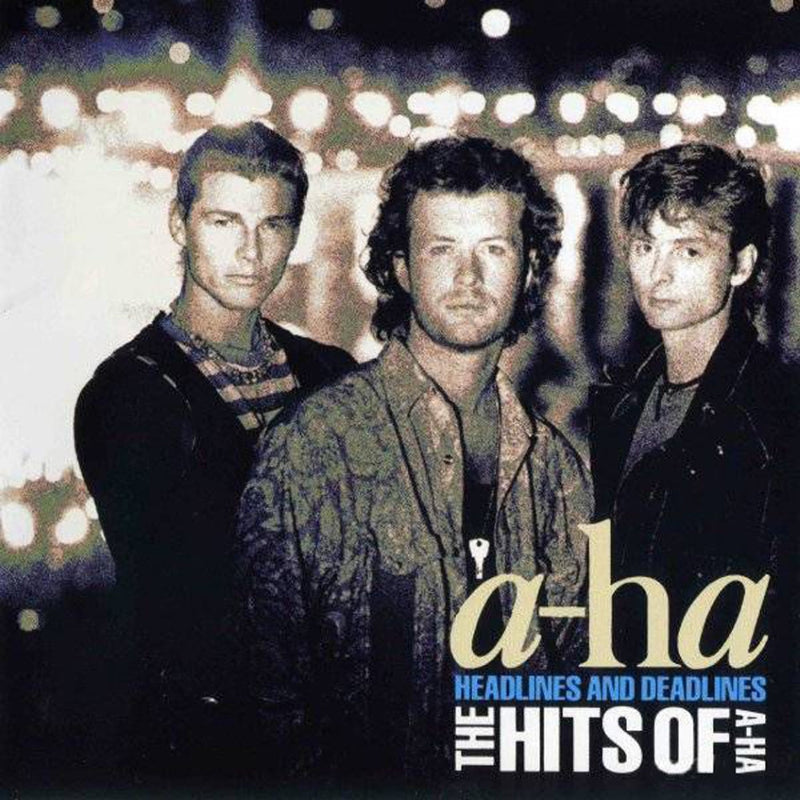 A-Ha - Headlines And Deadlines: The Hits Of A-Ha CD