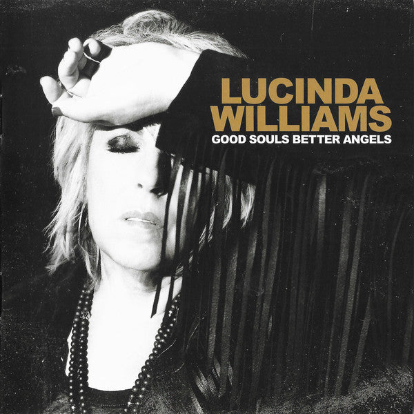 Lucinda Williams ‎– Good Souls Better Angels 2LP LTD