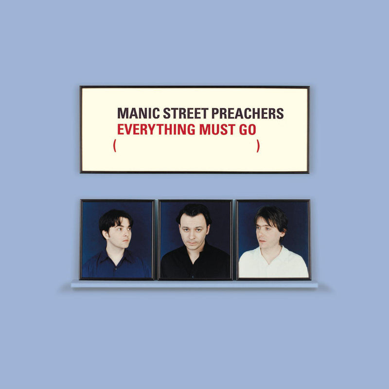 Manic Street Preachers - Everything Must Go 20 (REMASTERED) CD