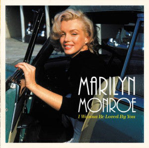 Marilyn Monroe ‎– I Wanna Be Loved By You LP
