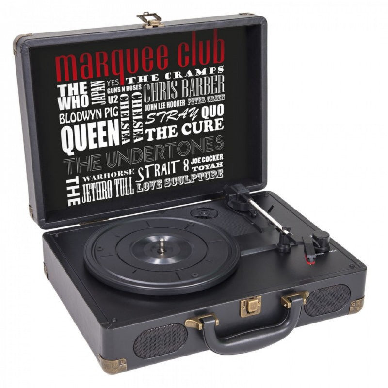 Marquee Club Retro Turntable Available 13/04/19