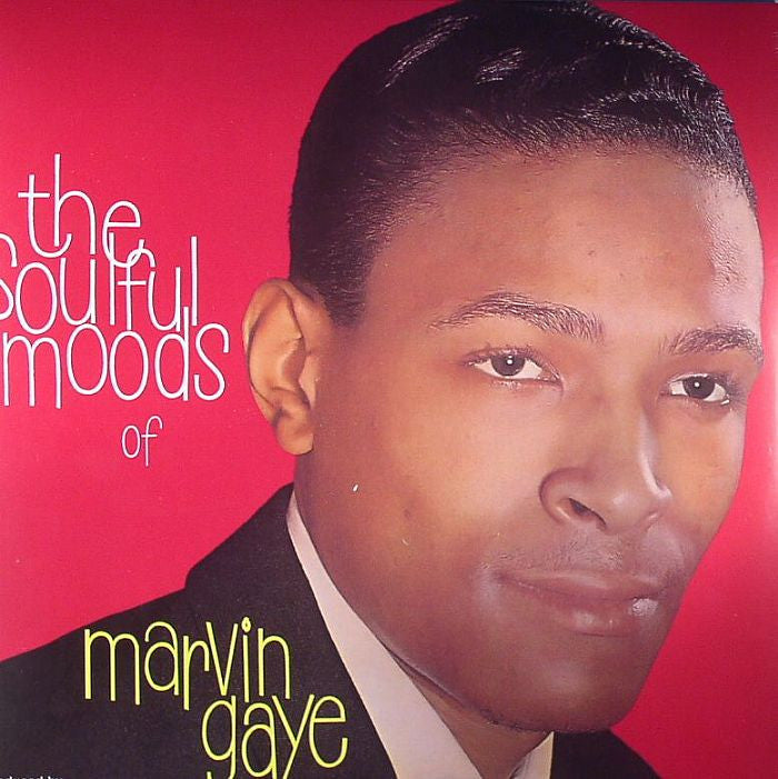 Marvin Gaye - The Soulful Moods Of LP CD