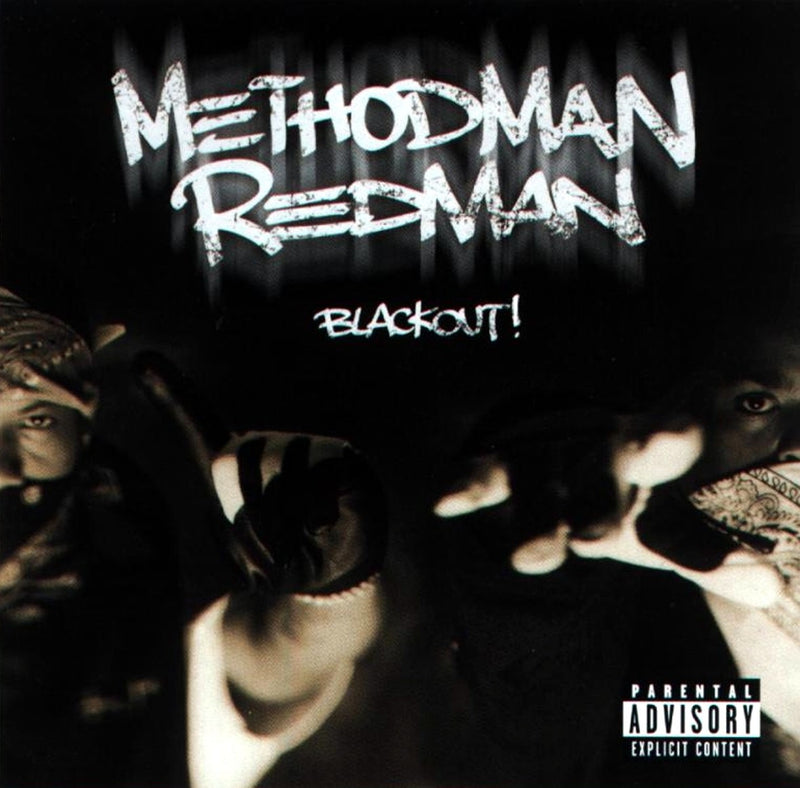 Method Man & Redman - Blackout! CD