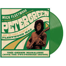 "Mick Fleetwood & Friends- The Green Manalishi 12"" EP LTD RSD Black Friday 2020"