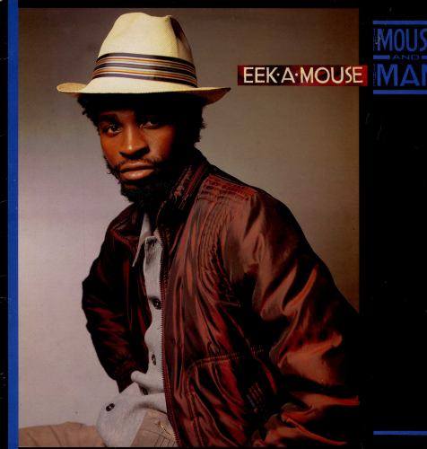 Eek-A-Mouse - Mouse & The Man LP