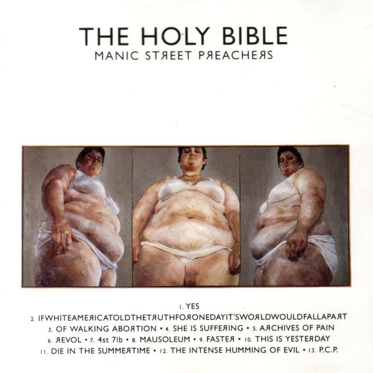 Manic Street Preachers - The Holy Bible CD