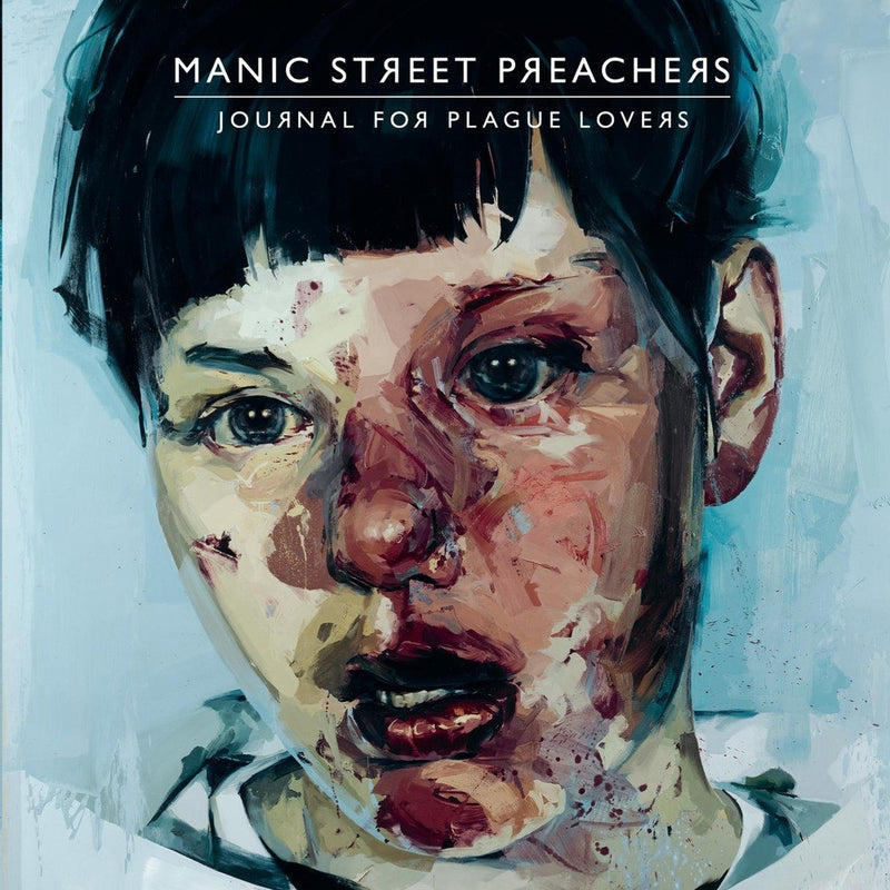 Manic Street Preachers - Journal For Plague Lovers CD