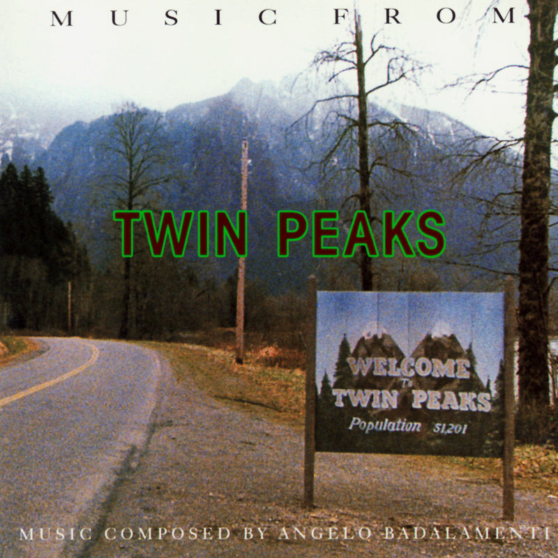 Angelo Badalamenti - Twin Peaks Soundtrack CD