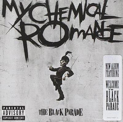 My Chemical Romance - The Black Parade CD