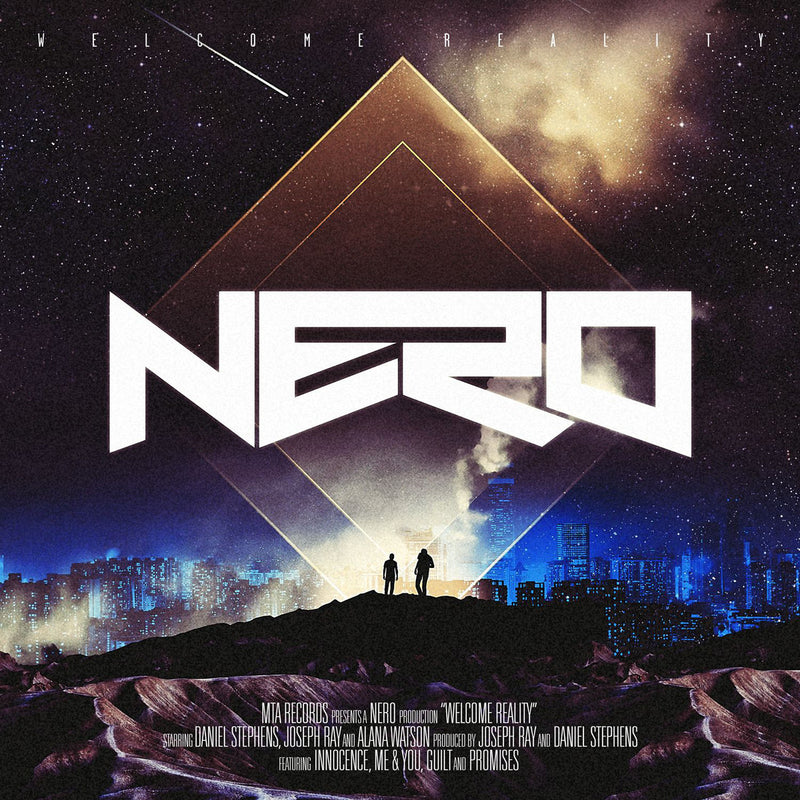 Nero - Welcome Reality CD
