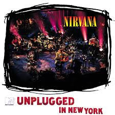 Nirvana - MTV Unplugged In New York LP