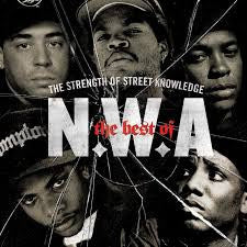 N.W.A - The Best Of: The Strength Of Street Knowledge CD