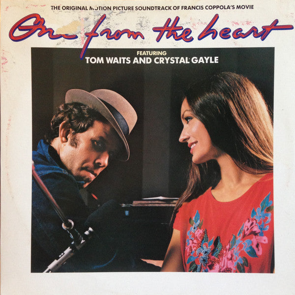 Tom Waits & Crystal Gayle - One From The Heart LP