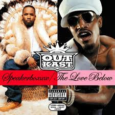 Outkast - Speakerboxxx/The Love Below CD