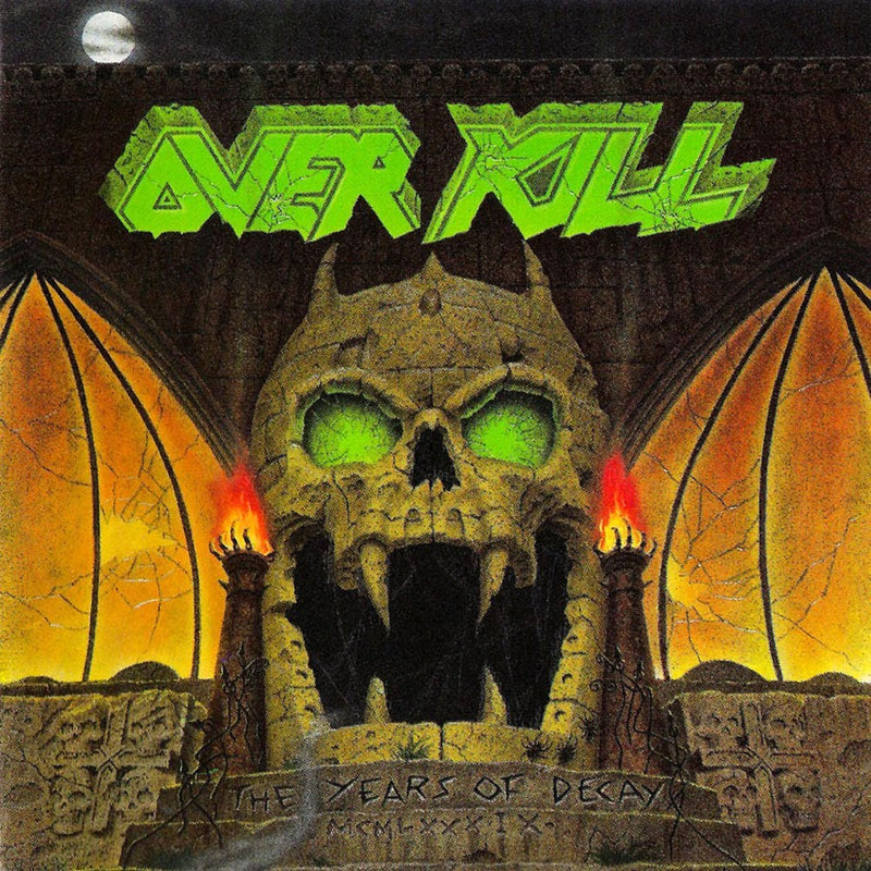 Overkill years of decay