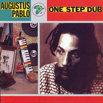 Augustus Pablo ‎– One Step Dub LP