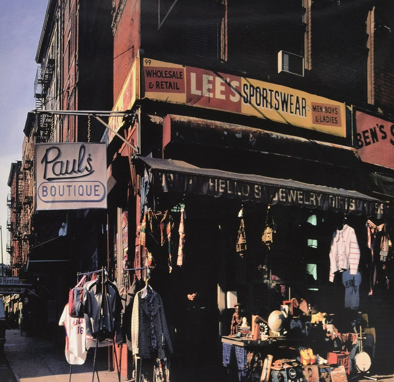 Beastie Boys - Paul's Boutique LP
