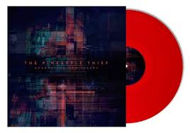 Pineapple Thief - Uncovering the Tracks LP LTD Red Vinyl Record Store Day 2020