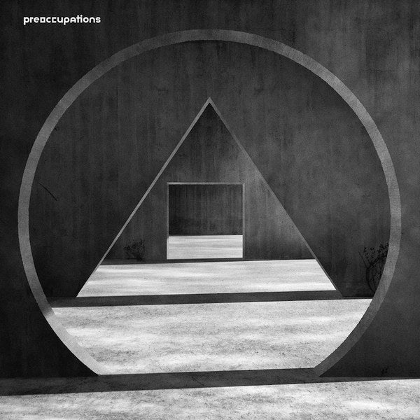 Preoccupations ‎– New Material LP