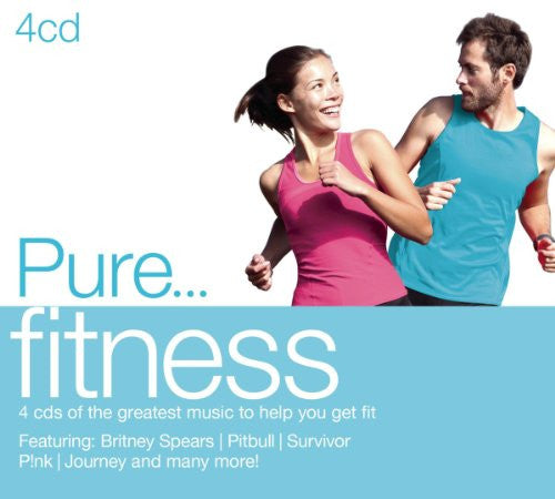 Various Artists - Pure... Fitness 4CD