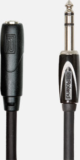 Roland RHC-25-1414 Headphone Extension Cable 25ft/7.5m