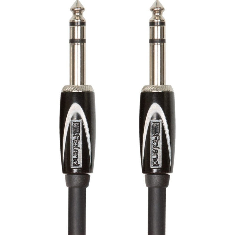 Roland RCC-15-TRTR Black Series Interconnect Cable 15ft/4.5m