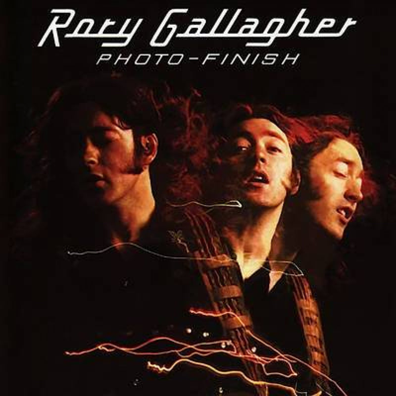 Rory Gallagher - Photo Finish CD