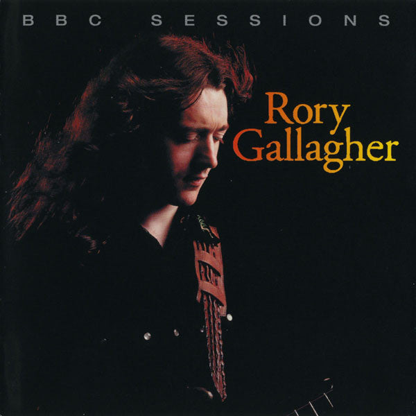 Rory Gallagher ‎– BBC Sessions 2CD