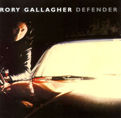 Rory Gallagher - Defender CD